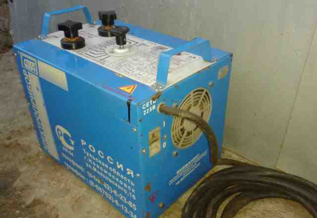 Сварочный аппарат. Дуга-318М1 220 В