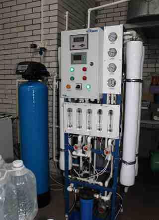 Осмос дистиллятор воды