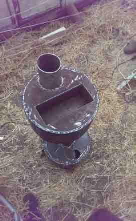 Печь для плавления свинца