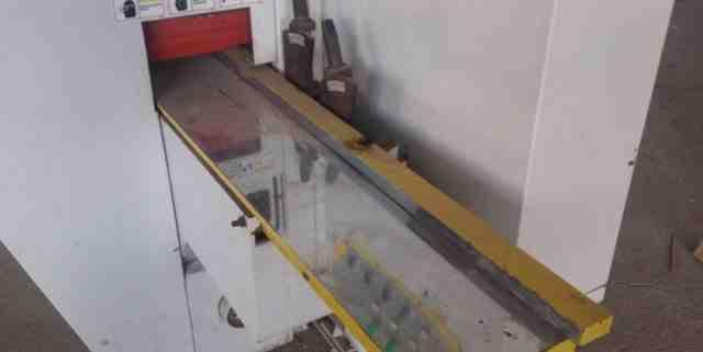 Станок для изготовления погонажа