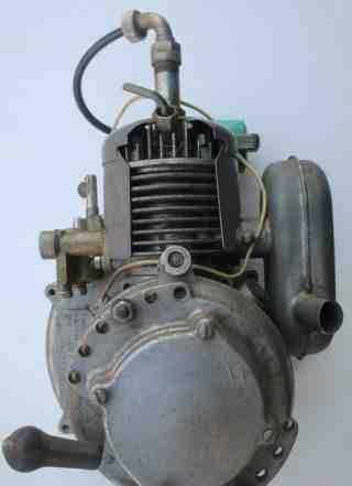 Двигатель внутреннего сгорания сд 60бм/Э