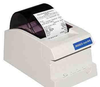 Контрольно кассовая машина FPrint 5200K для енвд