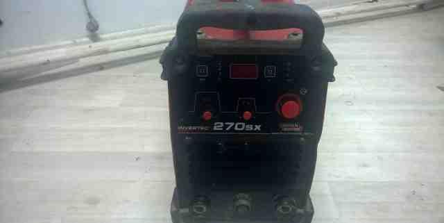Сварочный инвертор lincoln electric 270SX