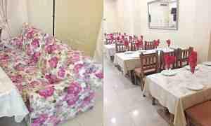 Столы, стулья и диваны для кафе или ресторана