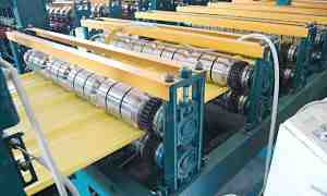 Автоматические линии для производства профнастила