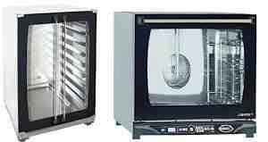 Конвекционная печь и расстоечный шкаф Unox XFT 135
