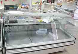 Холодильная витрина Juka Lada W-1 180 SP/L