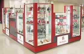 Торговое оборудование магазин киоск