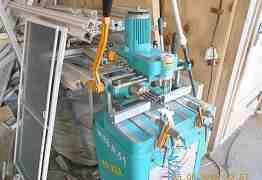 Станки для производства пвх окон Yilmaz комплект