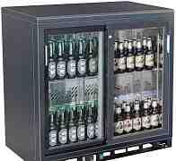 Холодильные шкафы (Б. У.) вертикальные (торговые)