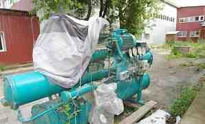 Машина холодильная Аммиачная мкв 40-7-2Б