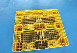 Паллет(поддон) пластиковый1300х1100х150
